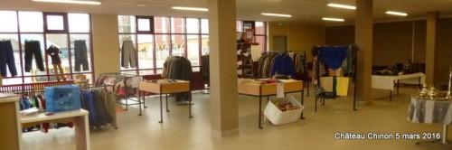 Bienvenue à La Boutique De Château Chinon Emmaüs Nièvre