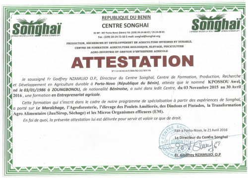 Attestation_Awel KPOSSOU