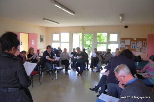 27 Avril 2017 Réunion Des Amis Emmaüs Nièvre