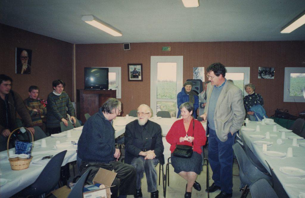 1999 Emmaüs Nièvre